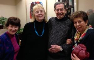 Audrey Pendergast, Mr. and Mrs. Daniels, Victoria Tresansky