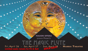 Magic Flute sold out