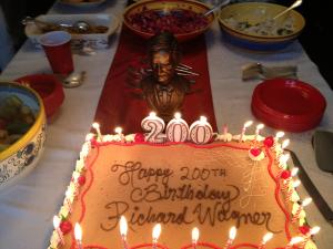 wagner-cake