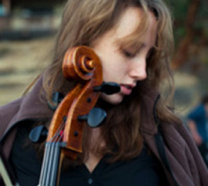 Cellist Char Prescott