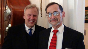 Maestro Stan Engebretson and Bob Misbin